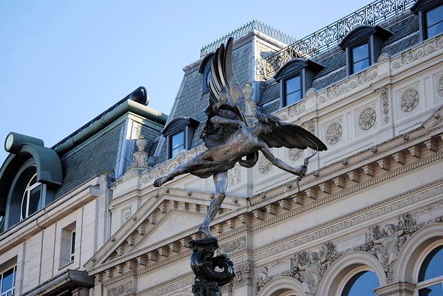 Eros statua Piccadilly Circus