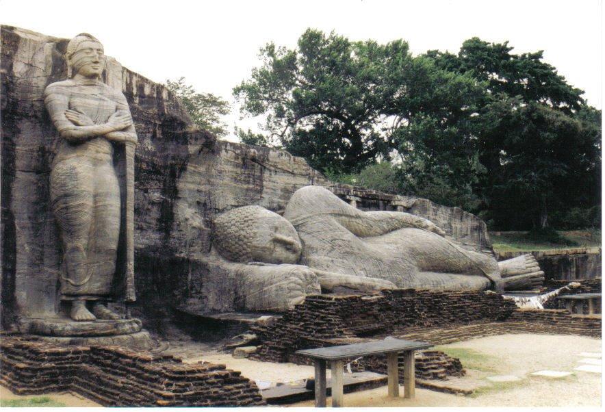 Buddha Gal Vihara