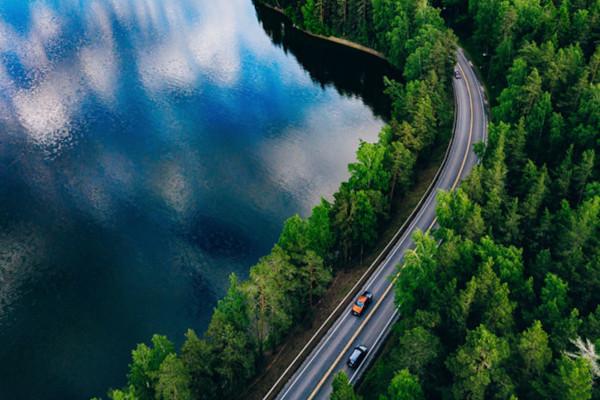 Viaggio on-the-road in Finlandia